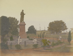 Lord Auckland's Monument, Calcutta.